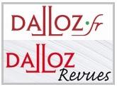 Dalloz.fr & Dalloz Revues