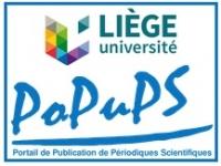 PoPuPS : Portail de Publication de Périodiques Scientifiques (ULg)