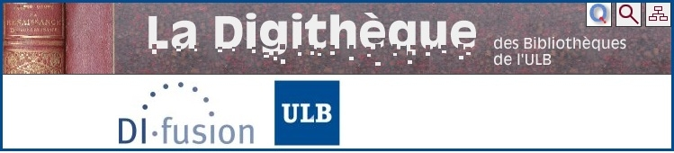 La Digithèque des Bibliothèques de l'ULB